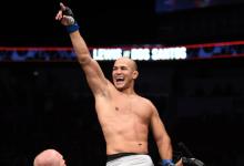 Curtis Blaydes vs. Junior Dos Santos is het Main Event voor UFC Raleigh