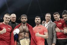 Kickbokskampioen Marat Grigorian sluit zich aan bij ONE Championship