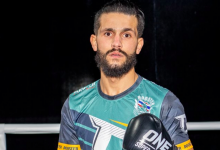 Ilias Ennahachi verdedigt ONE Kickboxing titel in China