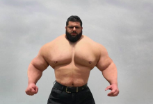 Iranian Hulk tekent contract bij Bare Knuckle Fighting Championship