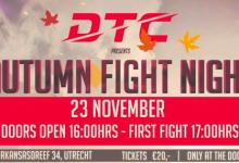 Team Duncan komt met eerste MMA gala in Utrecht