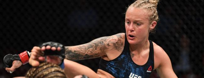 Ongeslagen Miranda Granger pakt short notice gevecht tegen Amanda Lemos tijdens UFC Busan