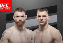 Paul Felder vs. Dan Hooker officieel geboekt als Main Event voor UFC Auckland