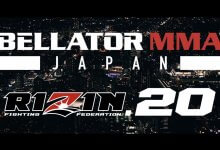 Rizin FF 20 onthult acht nieuwe namen line-up