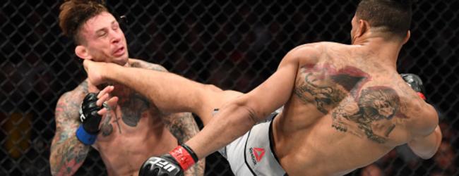 Potentiële KO van het jaar contender blaast nieuw leven in Kevin Lee's UFC carrière