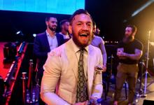 Conor McGregor doneert 1 miljoen euro aan ziekenhuizen in strijd tegen corona