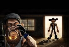 Creatieve fans maken McGregor vs. Cowboy posters
