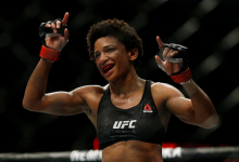 """Short notice queen"" Angela Hill treft Loma Lookboonmee tijdens UFC Auckland"
