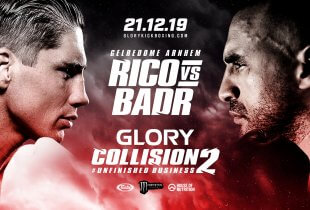 Complete cards GLORY Collision 2, GLORY 74 & GLORY 74 SuperFight Series bekend gemaakt