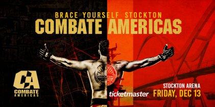 Uitslagen : Combate Americas 51 : Stockton