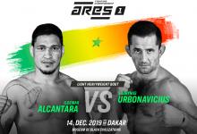 Uitslagen : ARES FC 1 : Alcantara vs. Urbonavicius