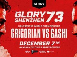 Uitslagen : GLORY 73 : Shenzhen