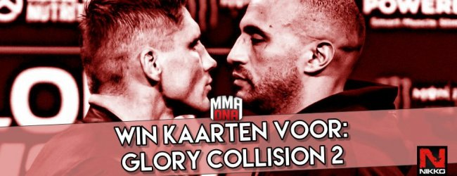 Win tickets voor GLORY COLLISION 2