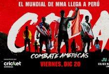 Uitslagen : Combate Americas 52 : Copa Combate