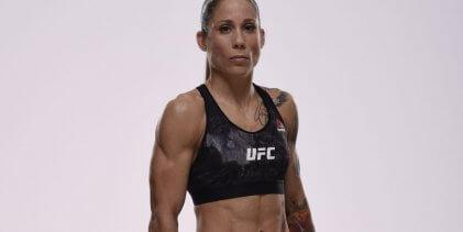UFC neemt afscheid van Liz Carmouche
