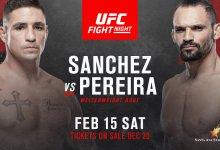 Thuisgevecht voor Diego Sanchez tegen Michel Pereira tijdens UFC Rio Rancho