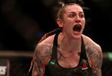 Braziliaanse Norma Dumont maakt UFC debuut tegen Megan Anderson tijdens UFC Norfolk
