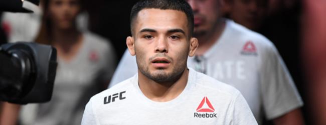 EXCLUSIEF: Gevecht in de maak tussen Mark De La Rosa en Raulian Paiva voor UFC Rio Rancho