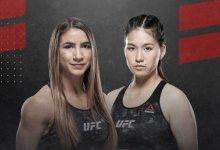 Tecia Torres vs. Mizuki Inoue toegevoegd aan UFC on ESPN 8 in Columbus