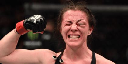 Thuisgevecht voor Molly McCann tegen Ashlee Evans-Smith tijdens UFC Londen