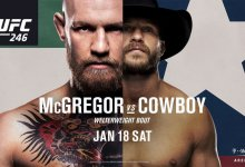 Las Vegas maakt zich klaar voor Conor McGregor vs. Cowboy Cerrone