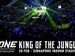 Line-up ONE: King of the Jungle krijgt vorm