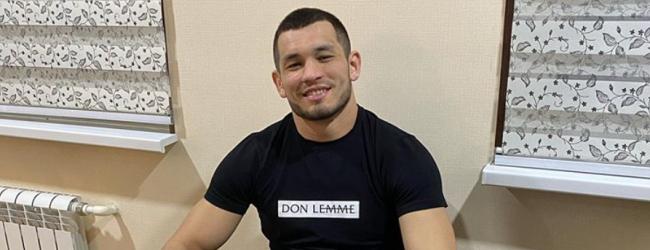 Gevecht tussen Muradov en Carlos Junior geschrapt van UFC Brasilia card
