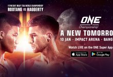 Uitslagen : ONE Championship 106 : A New Tomorrow