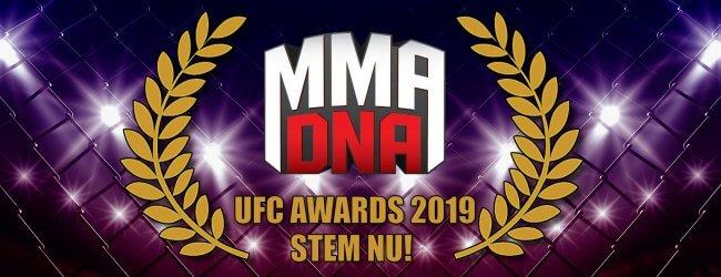 STEM NU!!! MMA DNA UFC Awards 2019
