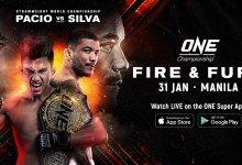 Uitslagen : ONE Championship 107 : Fire & Fury