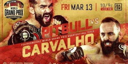 Bellator MMA onthult nieuwe gevechten voor Bellator 241
