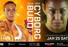 Uitslagen : Bellator 238 : Budd vs. Cyborg