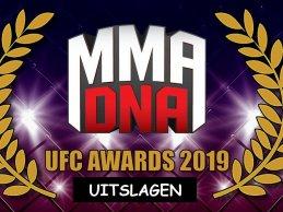 MMA DNA UFC Awards 2019 : De Uitslagen!!!