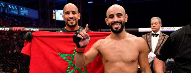 Sensatie debutanten Khama Worthy en Ottman Azaitar treffen elkaar tijdens UFC 249 in Brooklyn