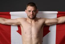 Tristan Connelly maakt opwachting tegen Alex da Silva op 11 april tijdens UFC evenement