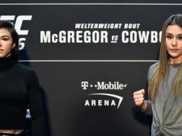 Claudia Gadelha vs. Alexa Grasso geschrapt van UFC 246