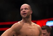 Europese clash tussen Mike Grundy en Makwan Amirkhani tijdens UFC Londen