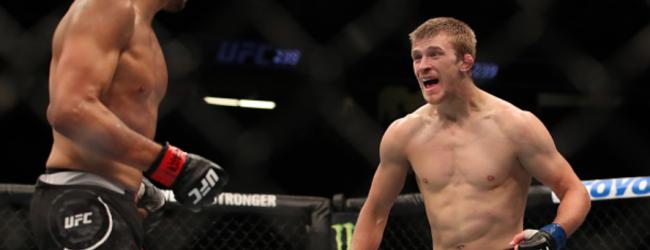 Twee blessures zorgen voor nieuwe match-up tijdens UFC Raleigh