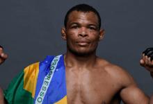 Francisco Trinaldo vecht voor eigen publiek tegen John Makdessi tijdens UFC Brasilia