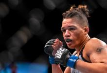 Ketlen Vieira vs. Sijara Eubanks toegevoegd aan UFC 253