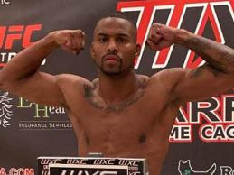 Kalinn Williams maakt UFC debuut tegen Alex Morono tijdens UFC 247 in Houston
