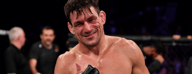 Demian Maia vs. Gilbert Burns dient als Co-Main Event tijdens UFC Brasilia