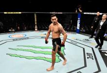 Ongeslagen Punahele Soriano treft Eric Spicely tijdens UFC on ESPN 8 in Columbus