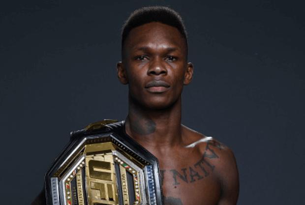 Israel Adesanya zet titel op het spel tegen Yoel Romero tijdens UFC 248 in Las Vegas