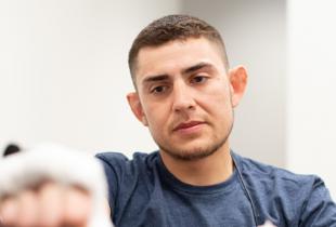 "Steve Garcia Jr. pakt last minute partij tegen ""Violent Bob Ross"" tijdens UFC Norfolk"