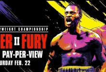 MMA DNA Preview: Wilder vs Fury 2