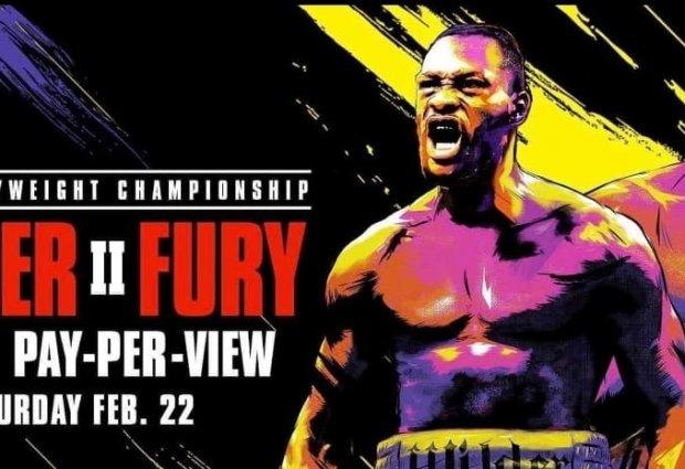 MMA DNA Preview: Wilder vs Fury 2