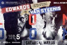 Costello van Steenis gaat voor revanche tegen Fabian Edwards