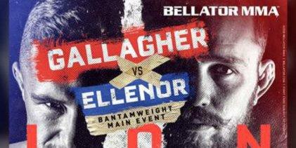 Derde poging James Gallagher vs. Cal Ellenor ditmaal in Londen
