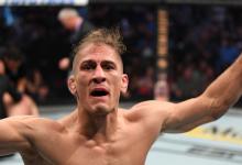 Spectaculaire partij geboekt tussen Niko Price en Muslim Salikhov voor UFC Portland